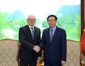 Doanh nghiệp Đức muốn nắm cổ phần chi phối bảo hiểm dầu khí Việt Nam