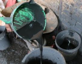 Chất độc trong pin dùng nhuộm cà phê nguy hiểm cỡ nào?