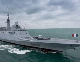 Tàu chiến gặp sự cố vào phút chót, Pháp dùng kế hoạch B khi không kích Syria