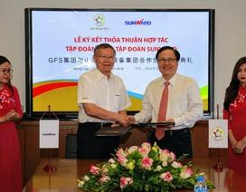 Tập đoàn GFS ký kết thỏa thuận hợp tác với Tập đoàn Sunward