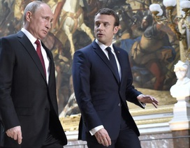 Cuộc điện thoại của Tổng thống Pháp với ông Putin ngay trước trận không kích Syria