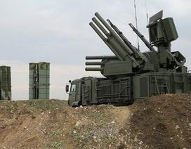"""Syria tung video """"khoe"""" hệ thống phòng không sau cuộc không kích của Mỹ"""