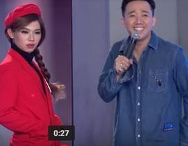 Việt Hương, Trấn Thành hốt hoảng vì Như Quỳnh phiên bản lỗi