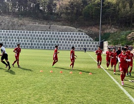 U19 Việt Nam bất ngờ cầm hoà U19 Morocco tại giải tứ hùng quốc tế