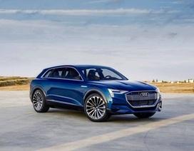 Audi nhận đặt hàng trực tuyến mẫu xe chạy điện sắp ra mắt