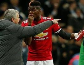 Phá vỡ sự im lặng, Pogba nói về mối quan hệ với HLV Mourinho