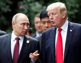 Ông Trump mời ông Putin hội đàm tại Nhà Trắng