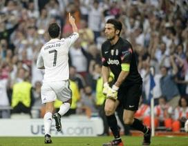 """Buffon: """"Tôi mất ngủ vì sự nguy hiểm của C.Ronaldo"""""""