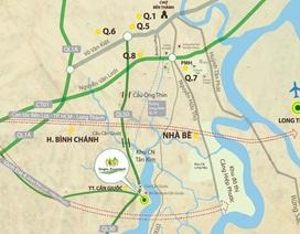 DKRA Việt Nam ra mắt khu đô thị ven sông tại thị trấn Cần Giuộc