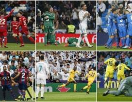 Real Madrid thi đấu trên sân nhà tệ nhất ở thế kỷ 21