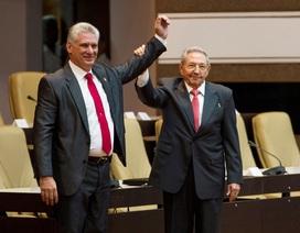 Đảo quốc Cuba có Chủ tịch mới hậu kỷ nguyên Castro