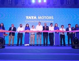 """Tata Motors và cú bắt tay """"tham chiến"""" thị phần ô tô Việt Nam"""