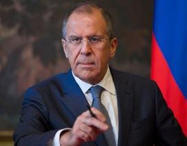 Nga sẽ đưa ra bằng chứng Syria bắn hạ hầu hết tên lửa của liên quân