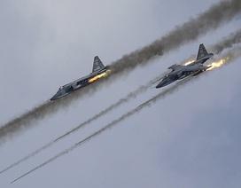 """Nga trút """"mưa"""" hỏa lực tấn công phiến quân tại Syria"""