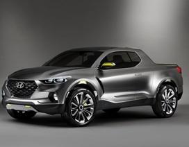 Hyundai thong thả với dự án xe bán tải Santa Cruz