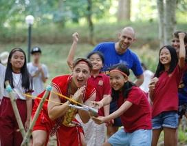 7 lý do trẻ nên tham gia Trại hè Anh ngữ