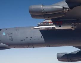 Mỹ chỉ gần 1 tỷ USD phát triển tên lửa hành trình siêu thanh