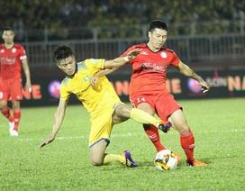 Ngôi sao U23 Việt Nam đá chính, SL Nghệ An hòa Bình Dương