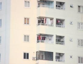 """Yêu cầu dừng cho dân vào ở chung cư """"khuyết"""" PCCC"""