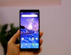 Trên tay smartphone Nokia 7 Plus do Thế Giới Di Động phân phối