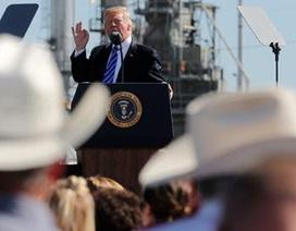 Tổng thống Trump muốn trừng phạt OPEC vì làm giàu cho Nga?