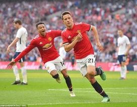 Ngược dòng hạ Tottenham, MU vào chung kết FA Cup