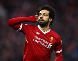 Mohamed Salah cân bằng kỷ lục vĩ đại ở Premier League