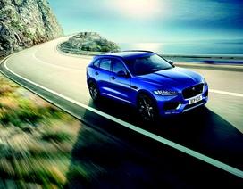 Jaguar F-Pace - Chuyến 'đi săn' của thương hiệu báo gấm
