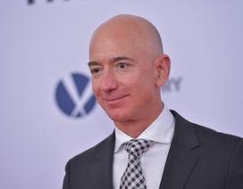 """Vô địch kiếm tiền: Ông chủ Amazon """"bỏ túi"""" thêm 7,7 tỷ USD trong tuần qua"""