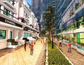 Xây nhà phố thương mại: Bước đi thông minh của Sunshine Group