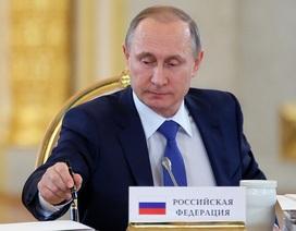 Bút mực của Tổng thống Putin được bán đấu giá hơn 77.000 USD?