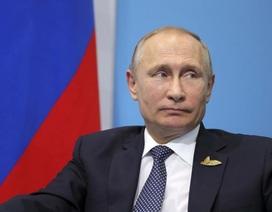 Nga lý giải nguyên nhân khiến tỷ lệ tín nhiệm của ông Putin sụt giảm