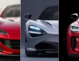 Kia sánh vai Ferrari và McLaren ở giải thiết kế quốc tế