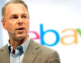 GM chiêu mộ CEO của eBay