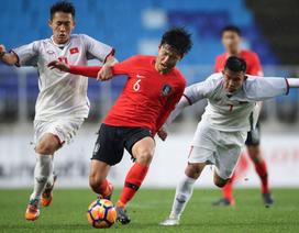 U19 Việt Nam lại xuất sắc cầm hoà U19 Hàn Quốc tại giải tứ hùng quốc tế