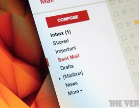 """Nhiều tài khoản Gmail bị hack, tự gửi thư """"spam"""" chính mình"""