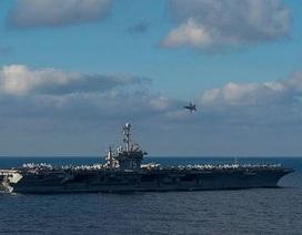 Đưa tàu USS Harry Truman tới Địa Trung Hải, Mỹ lại sắp tấn công Syria?