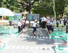 """Hơn 630.000 bài dự thi """"An toàn giao thông cho nụ cười trẻ thơ"""""""