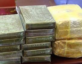 Thầy giáo vận chuyển trái phép 15 bánh heroin