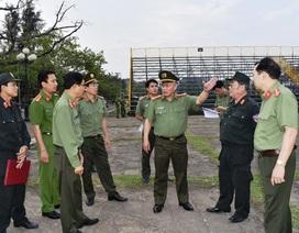 Hơn 1.000 chiến sĩ công an bảo vệ lễ kỷ niệm 1.050 năm Nhà nước Đại Cồ Việt