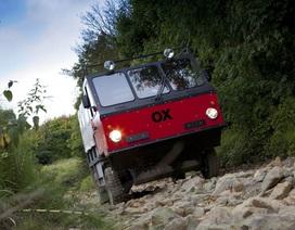 OX - Xe ô tô có thể tháo lắp trong vòng 12 tiếng