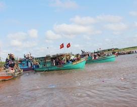 Kiểm soát chặt phương tiện tại lễ hội từng xảy ra chìm tàu