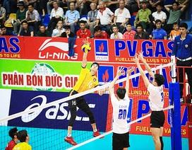 Khai mạc giải bóng chuyền vô địch quốc gia PV GAS năm 2018