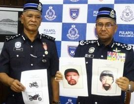 Malaysia công bố ảnh nghi phạm sát hại nhà khoa học Palestine
