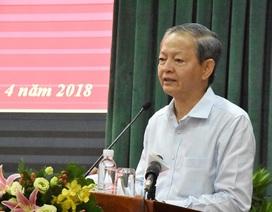 Miễn nhiệm chức vụ Phó Chủ tịch TPHCM đối với ông Lê Văn Khoa
