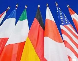 """Hội nghị Ngoại trưởng G7 giải quyết nhiều """"hồ sơ nóng"""" của thế giới"""