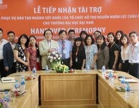 Nhật Bản hỗ trợ thiết bị, chương trình đào tạo cho ngành điều dưỡng Việt Nam