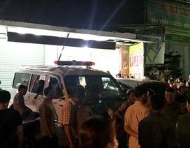 Vụ hai mẹ con tử vong trong tiệm cầm đồ: Ngạt khí từ máy phát điện?