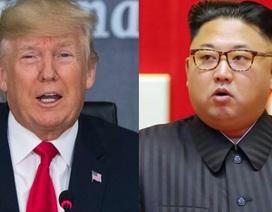 """Ông Trump khen ông Kim Jong-un """"đáng kính trọng"""""""