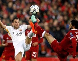 """AS Roma - Liverpool: Đọ """"thần công"""", ngóng trông may mắn"""
